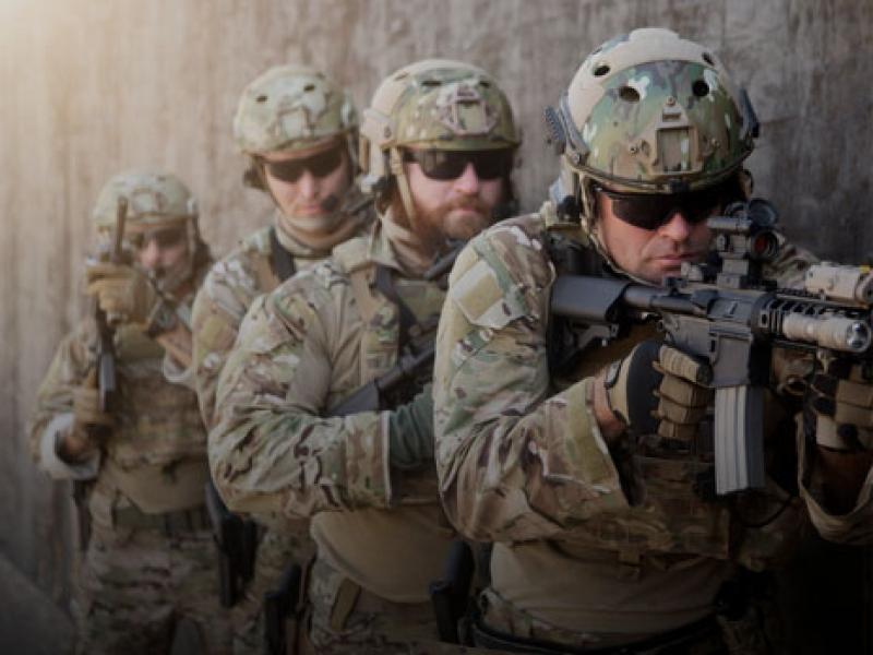 Managing, operating and maintaining military facilities