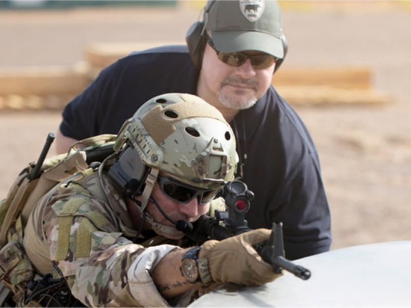 Building military grade training ranges